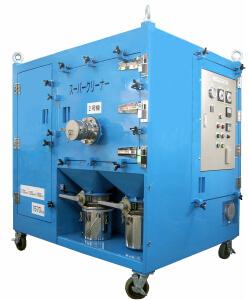 放射性廃棄物処理用バキューマ―。設工認基準による設計、製造。