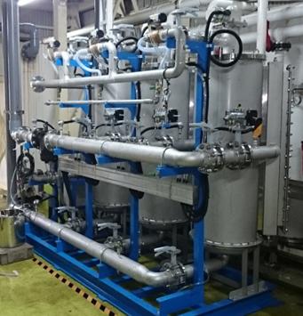 工業用水清澄化設備