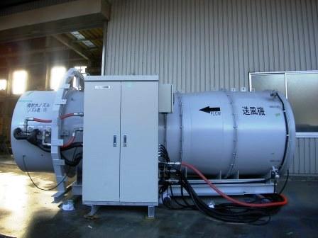 航空機開発におけるジェットエンジン環境テスト用風洞設備