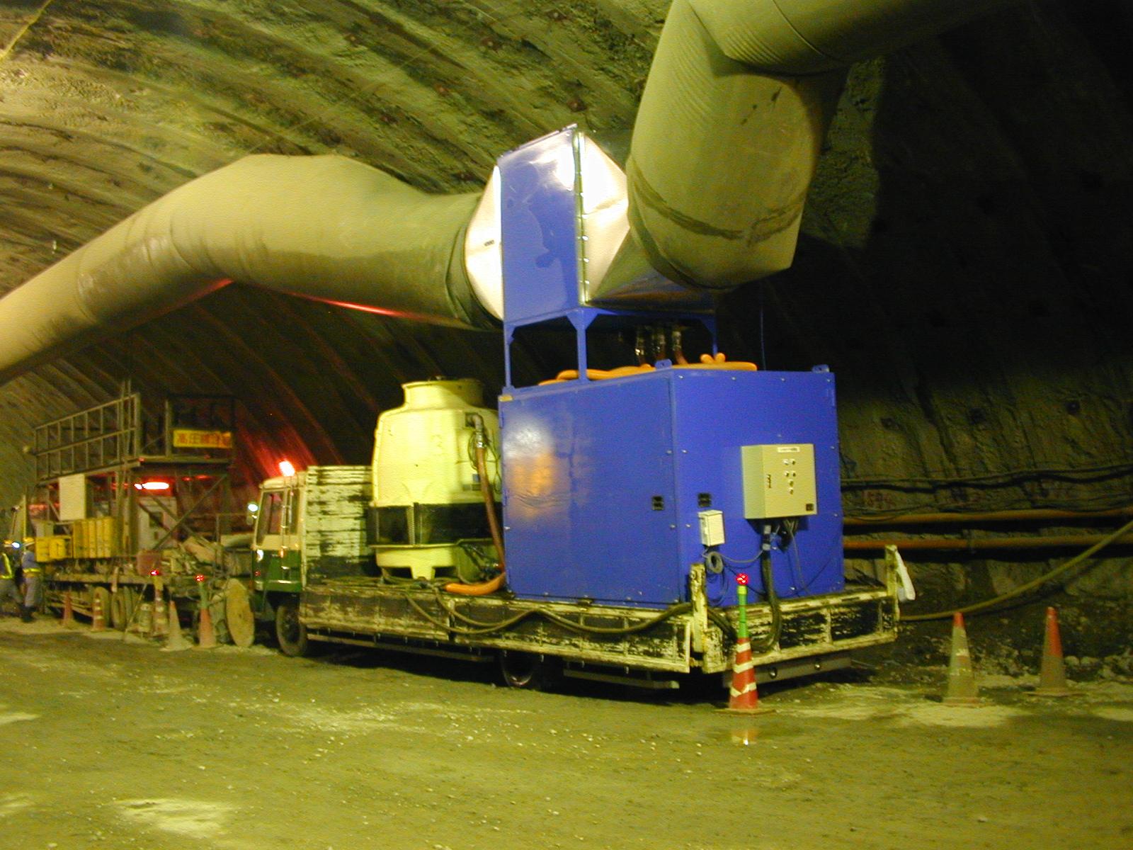トンネルクーラー TCシリーズ【TC-132】