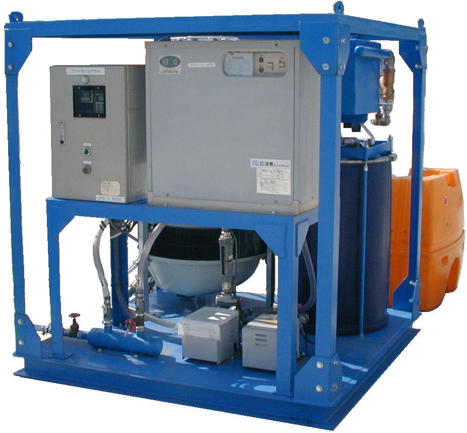 冷水供給装置