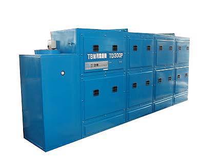 TBM用集塵機TDシリーズ